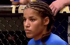 Julianna Pena, via screengrab and UFC