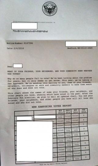 voter shamer mailer 1