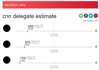 cnn delegate count