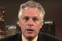 terry mcauliffe, screengrab via msnbc
