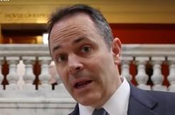 Kentucky Governor Matt Bevin screengrab via Governor Matt Bevin