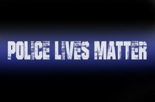 Police Lives Matter via shutterstock