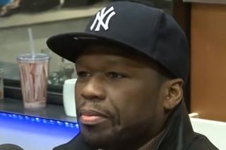 Image of 50 Cent via 105.1