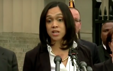 Marilyn Mosby via screengrab