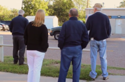 Sidewalk Counselors via ProLifeWaco