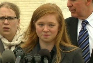 Image of Abigail Fisher via Huffington Post