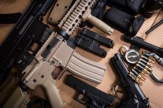 guns via shutterstock