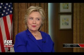 Clinton via screengrab