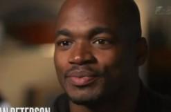 Adrian Peterson via ESPN screengrab