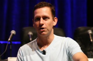 Peter Thiel (Wikimedia Commons)