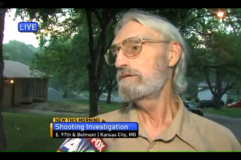 KCMO Home Invasion via screengrab