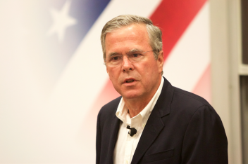 Jeb Bush via shutterstock
