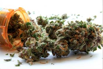 medical marijuana via shutterstock