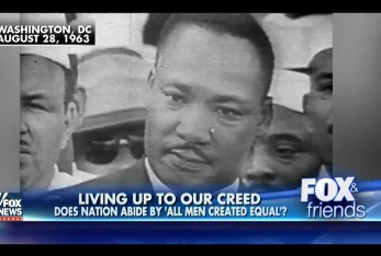 MLK via screengrab