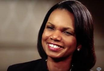 Condi Rice cia screengrab