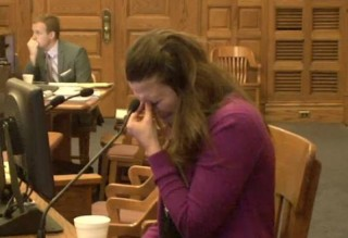Colleen McKernan testifying
