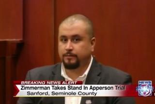 George Zimmerman via News6 screengrab