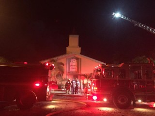 islamic-center-fort-pierce-fire via St. Lucie County Sheriff's Office