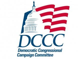 DCCC logo via Democratic Congressional Campaign Committee