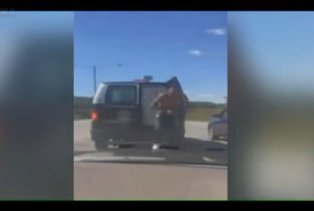 Wisconsin prisoner escape via screengrab