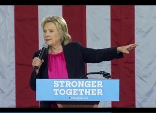 Hillary Clinton via screengrab