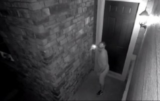 Peeping Tom via Arvada Police screengrab