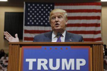 Donald Trump via Joseph Sohm / Shutterstock