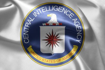 CIA via ruskpp/shutterstock