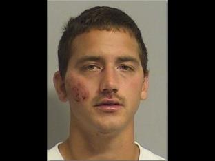 Pinney via Tulsa County Jail