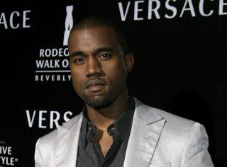 Kanye West via Shutterstock