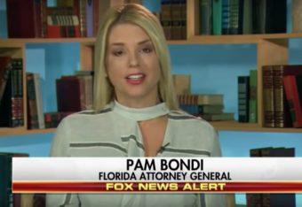 Pam Bondi via screengrab