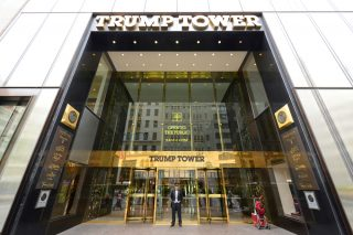trump-tower via shutterstock