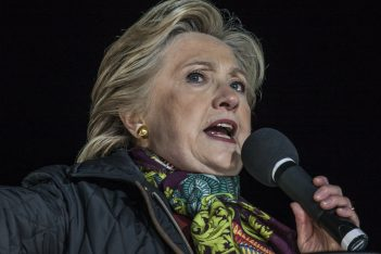 Hillary Clinton via K2 images / Shutterstock