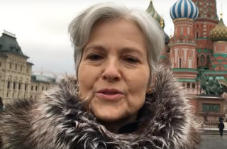Jill Stein Red Square (Campaign YouTube screen grab)