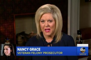 nancy grace via ABC screengrab
