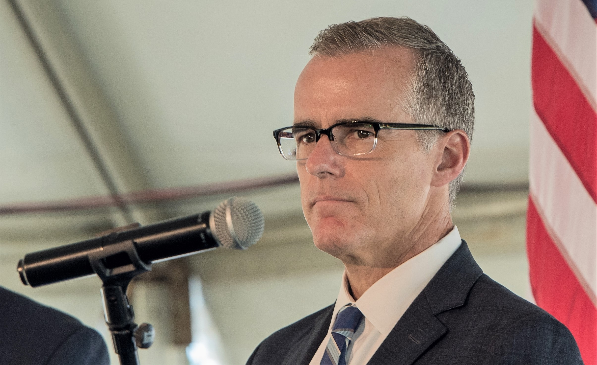 Andrew McCabe fired OIG Office of the Inspector General report lacked candor lied