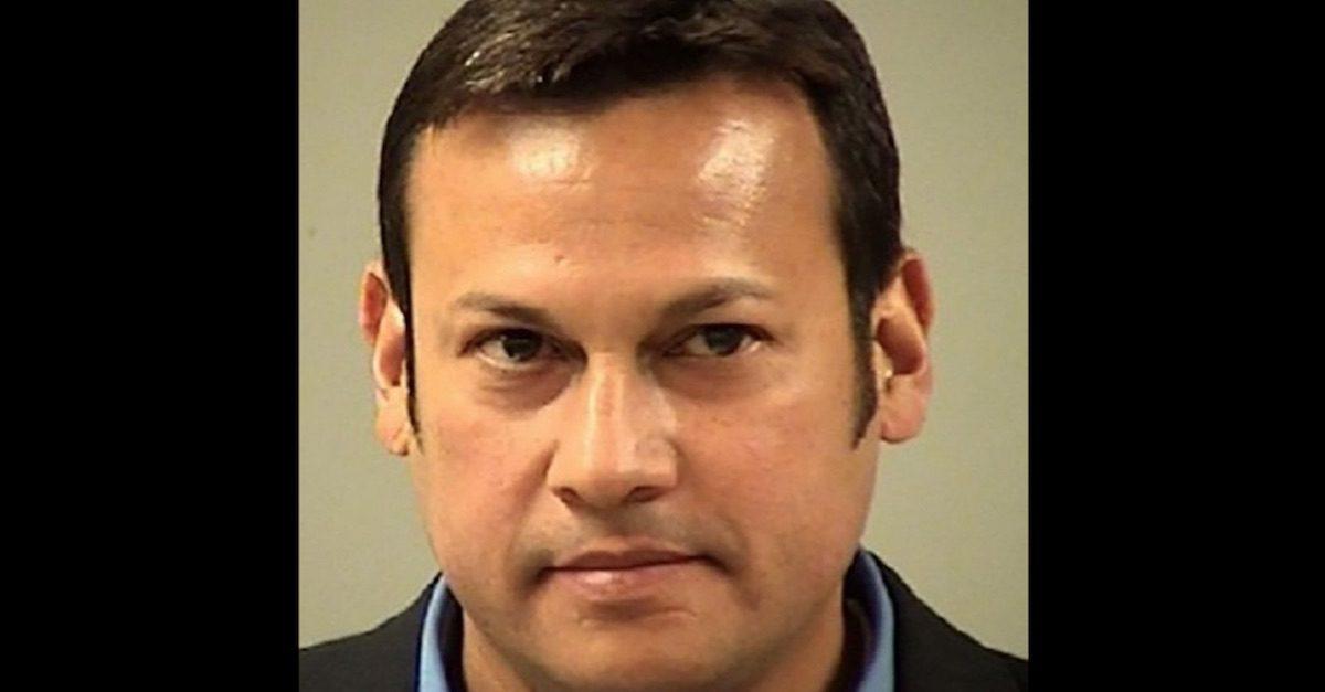 Mark Benavides trial court graphic sex video juror faints