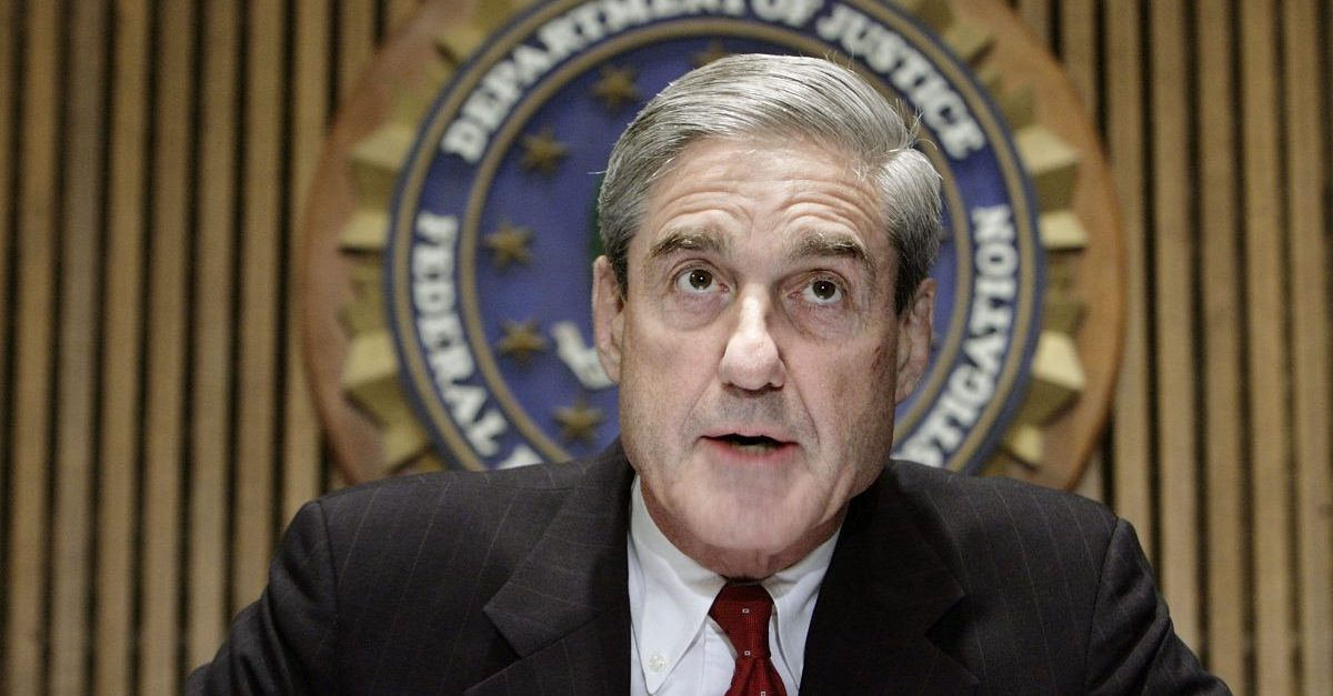 Robert Mueller Paul Manafort blank subpoenas