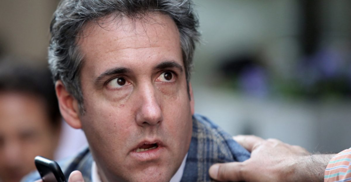 Cohen face