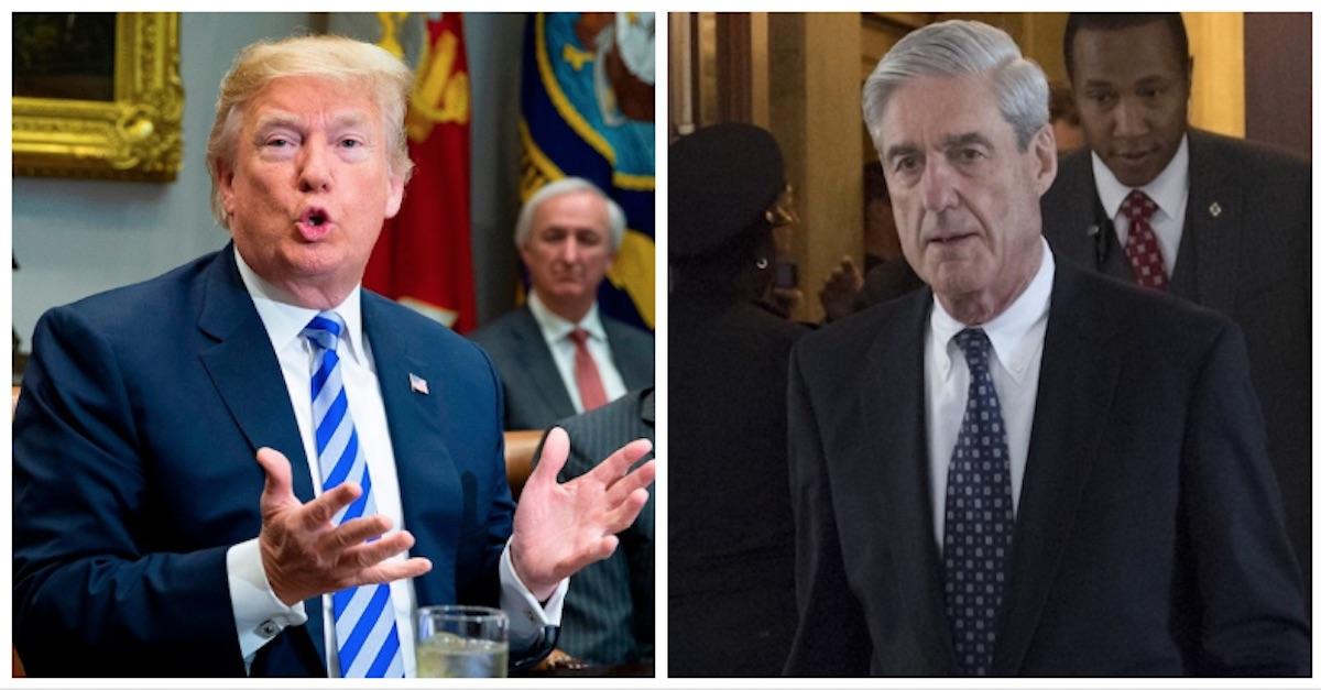 Trump Mueller meeting after June 12 Giuliani