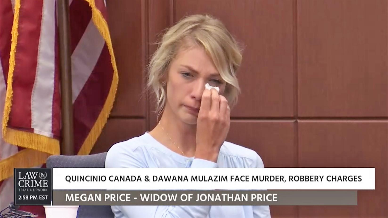 Jonathan Price, Murder, Kentucky, U.S. Marines