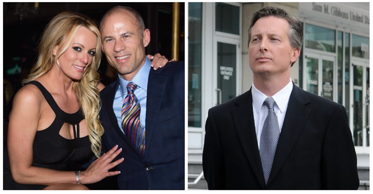 Avenatti Charles Harder judge Kimba Wood