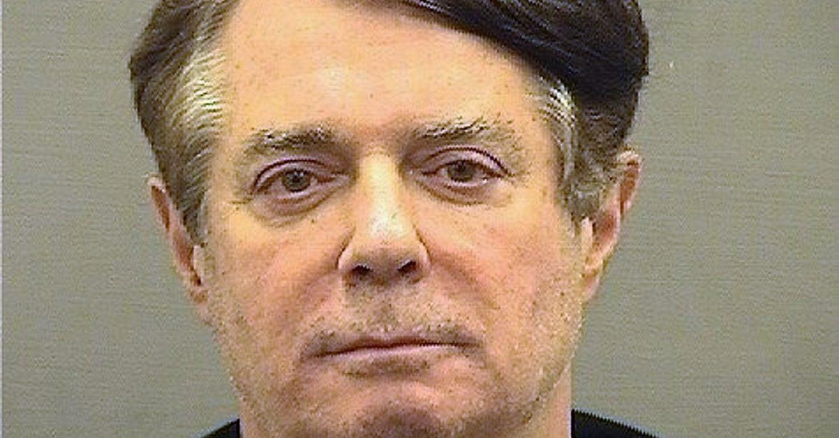 Mug Shot, Trump Campaign Manager, Robert Mueller