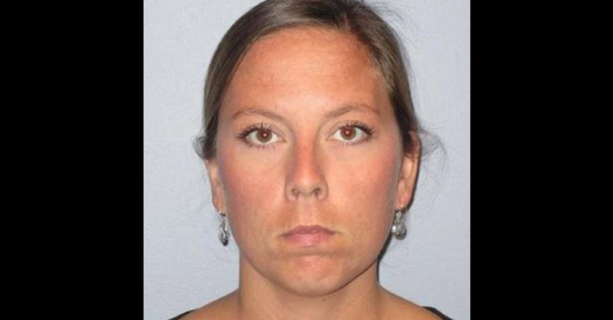 Jill Lamontagne mugshot
