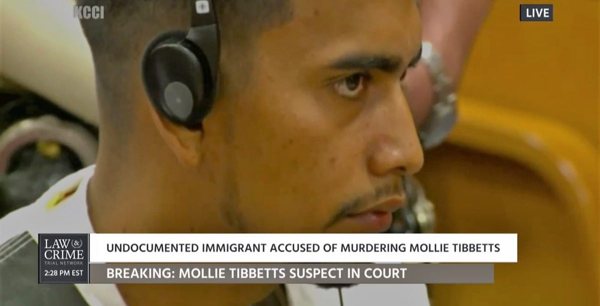 Accused Mollie Tibbetts Murderer Killer Brooklyn Iowa