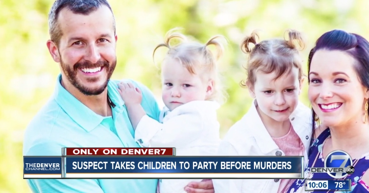 Christopher Watts Shanann Watts Celeste Watts Bella Watts