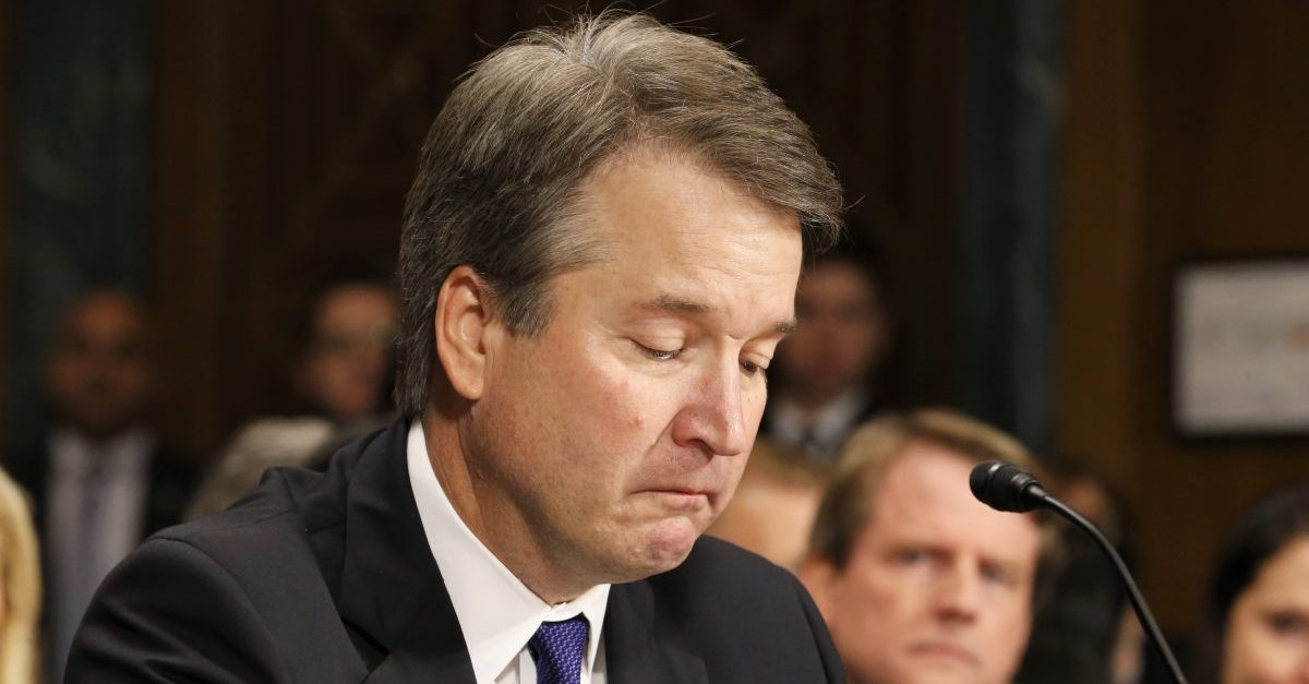 Dr. Christine Blasey Ford Hearing