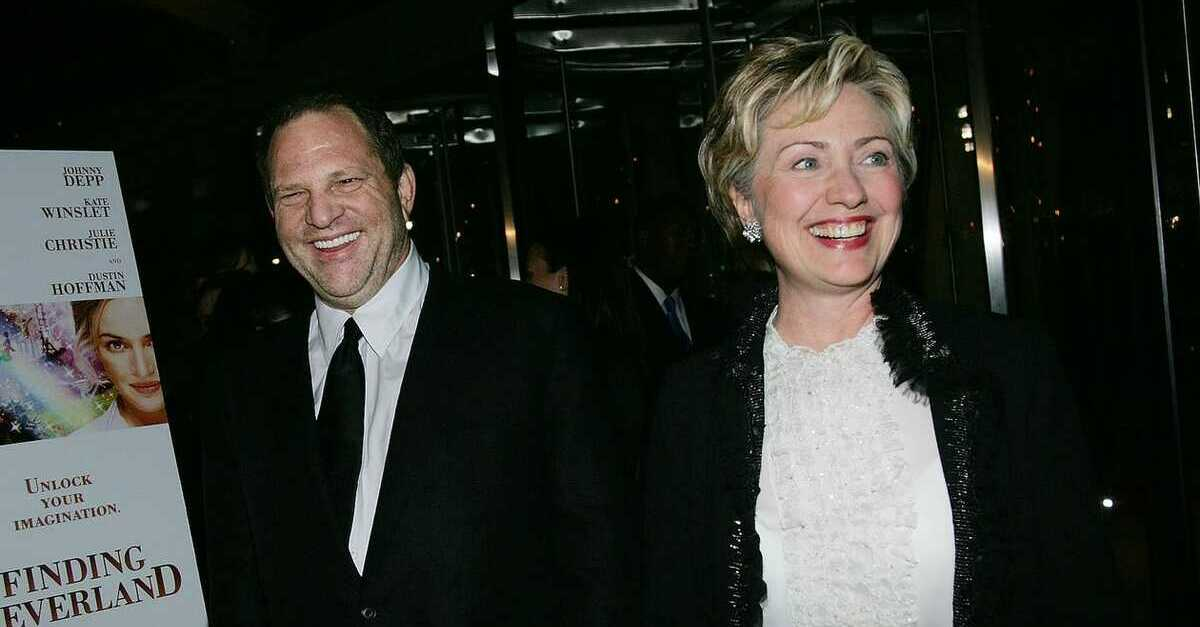 5 Times Liberals Embarrassed Themselves by Associating with Harvey Weinstein