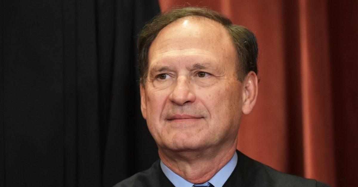 United States Supreme Court Justice Samuel Alito