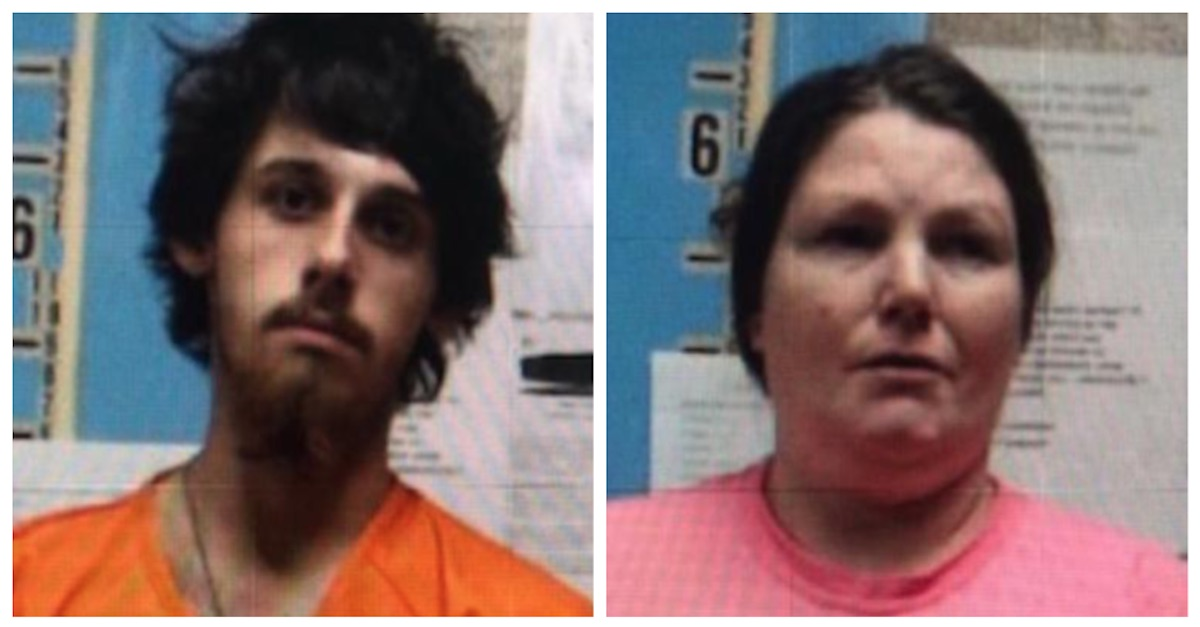 Steven Anthony Jackson, Lisa Williamson, Geneva County Jail